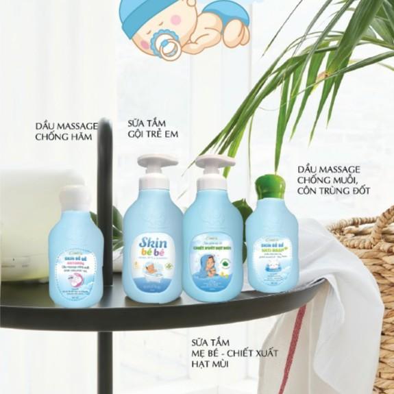 Dầu massage Cénota Skin Antimos 120ml