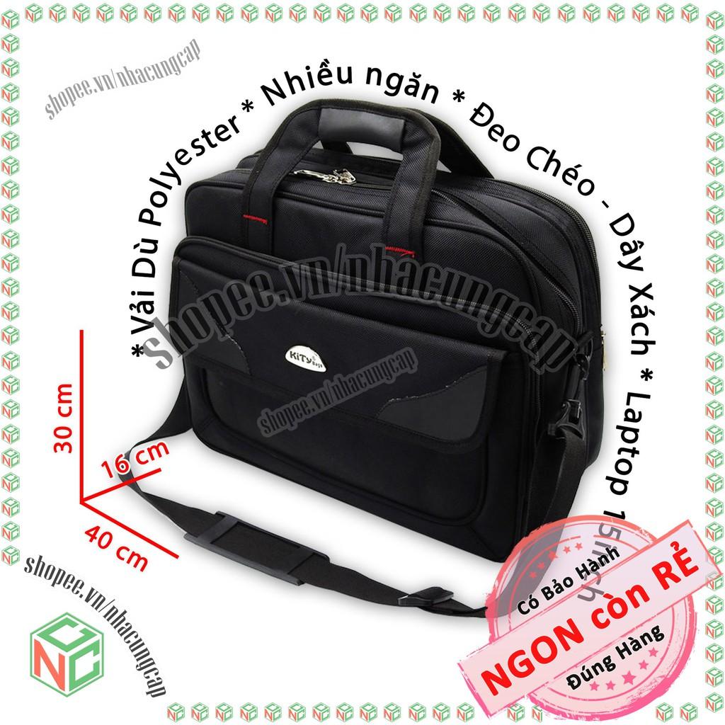 Cặp xách công sở ngăn Laptop 14-15 inch cho dân văn phòng đẹp giá rẻ - NKT-CCS-2154