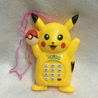 Pikachu điệ thoại