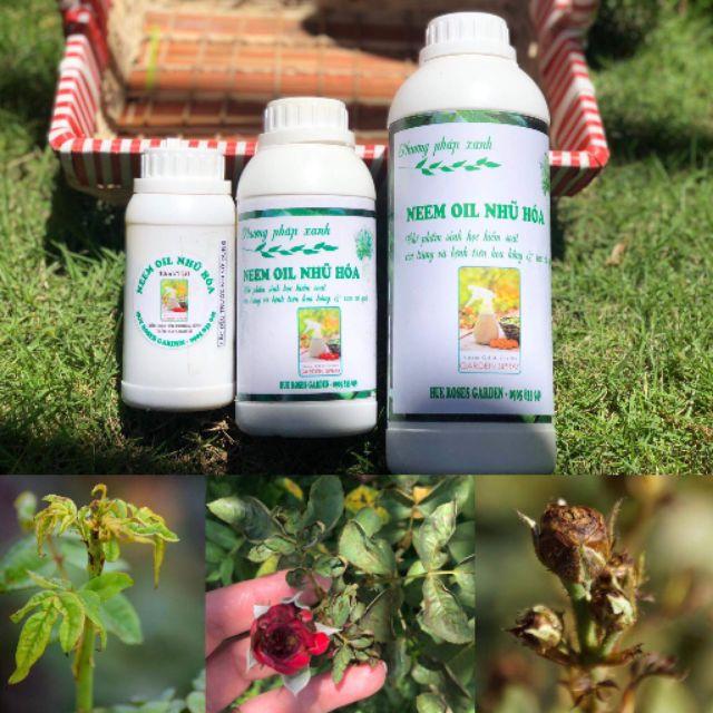 Dầu neem oil đã nhũ hoá 500ml