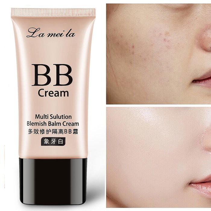 Kem Nền Trang Điểm BB Cream Moisturing Của Lameila