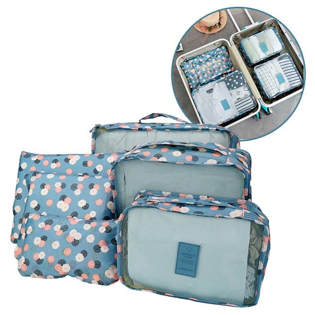 Bộ 6 túi đựng đồ du lịch cao cấp siêu tiện ích TRAVEL - 2401572 , 125403699 , 322_125403699 , 135000 , Bo-6-tui-dung-do-du-lich-cao-cap-sieu-tien-ich-TRAVEL-322_125403699 , shopee.vn , Bộ 6 túi đựng đồ du lịch cao cấp siêu tiện ích TRAVEL