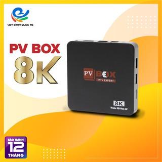 Smart Tivibox PVBOX RAM 2G ROM 8G - Phiên Bản Tiếng Việt