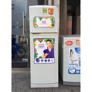 Tủ lạnh Sanyo Aqua 161 lít, tủ không đóng tuyết