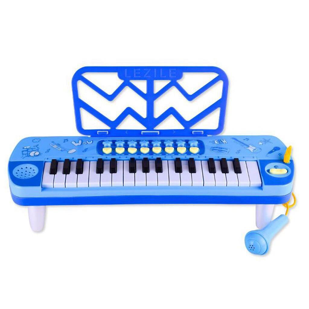 Đàn Organ Có Mic Màu Xanh Cho Bé - 3132551 , 1140088337 , 322_1140088337 , 190000 , Dan-Organ-Co-Mic-Mau-Xanh-Cho-Be-322_1140088337 , shopee.vn , Đàn Organ Có Mic Màu Xanh Cho Bé