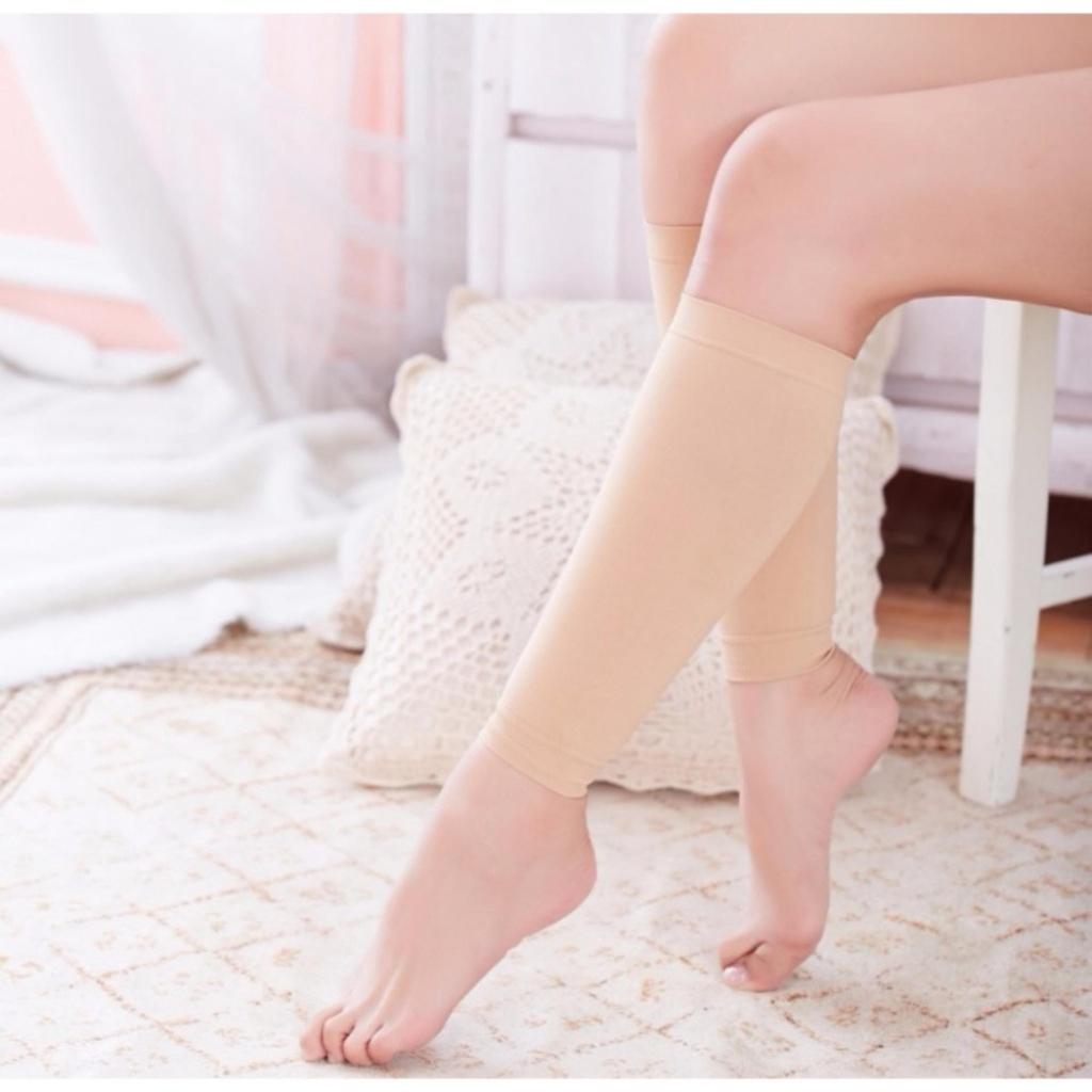 new ปลอกรัดน่องเรียว (Free size) 420D TAPING BEAUTY LEG COVERew ปลอกรัดน่องเรียว (Free size) 420D TAPING BEAUTY LEG COVE