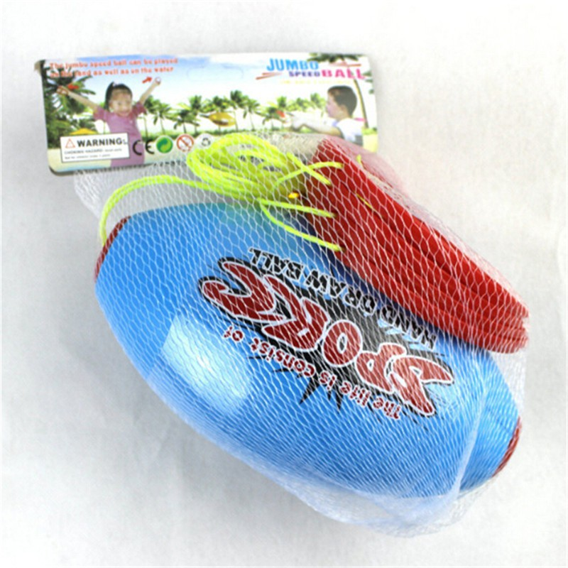 Cute Funny Jumbo Speed Ball Outdoor Beach Play Kid Toy Games Children Gift