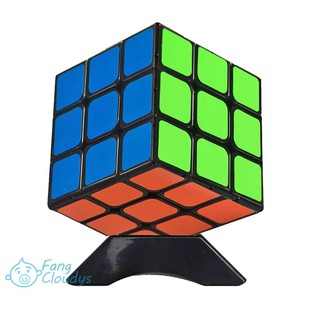 🍒[IN STOCK/COD]🍒Cube Stand Magic Plastic Cube Base Holder Education Learning Toy Accessory