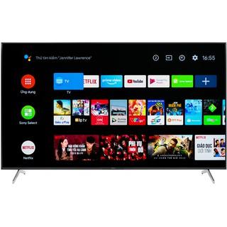 Android Tivi Sony 4K 85 inch KD-85X8000H Mới 2020 ( CHỈ GIAO HÀNG KHU VỰC HCM )