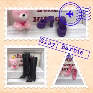 Giày búp bê Barbie cổ điển chính hãng
