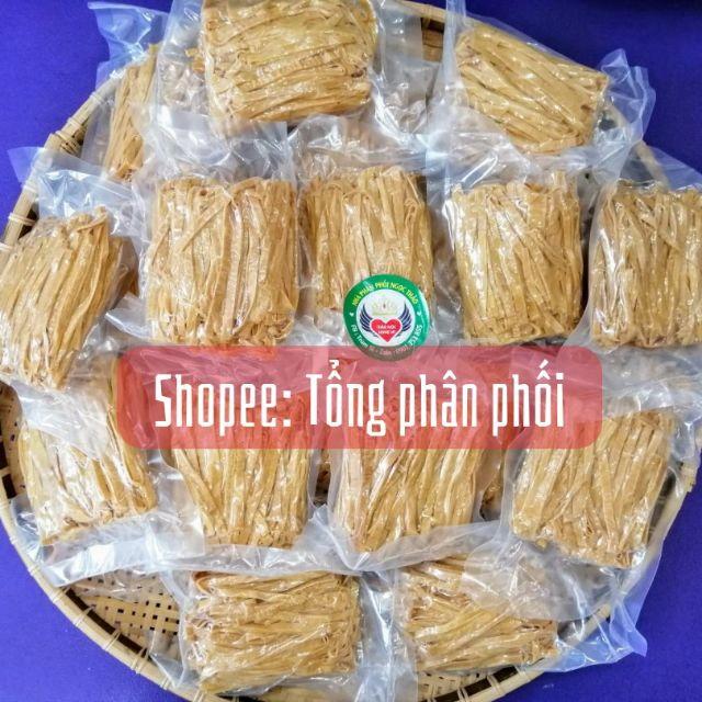 Gói 100g mì váng đậu ép chân không cao cấp keto