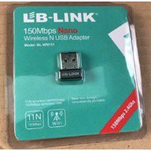 USB thu wifi LB-LINK BL-WN151 Nano Giá chỉ 75.000₫