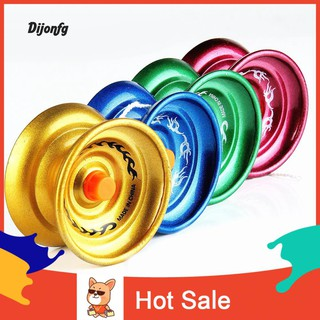 ♌Di String Trick High Speed Alloy Yo-Yo Ball Popular Mechanism Toy Children Gift