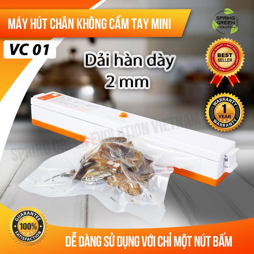 Máy hút chân không cầm tay dòng VC01 Mini Vacuum Sealer (VC01)