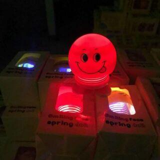 Lò Xo Emoji nhiều biểu cảm có đèn