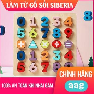 Đồ chơi gỗ thông minh an toàn cho bé, bộ chữ cái gỗ cho bé tiếng anh 26 chữ cái, bộ chữ đồ chơi gỗ montessori AAG 507