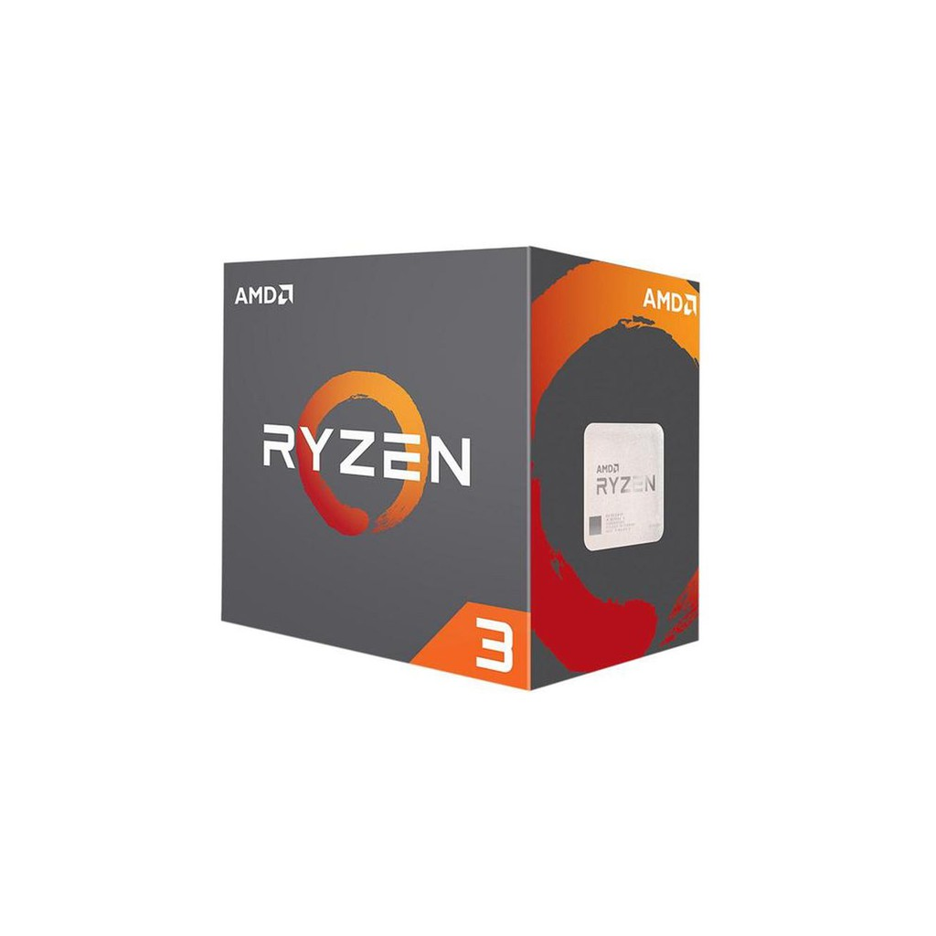 Bộ vi xử lí AMD Ryzen 3 1200 3.1GHz (3.4 GHz Turbo) Socket AM4
