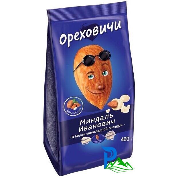 Kẹo socola trắng bọc hạnh nhân Ivan Nga - gói 400gram - 14408964 , 1704879136 , 322_1704879136 , 200000 , Keo-socola-trang-boc-hanh-nhan-Ivan-Nga-goi-400gram-322_1704879136 , shopee.vn , Kẹo socola trắng bọc hạnh nhân Ivan Nga - gói 400gram