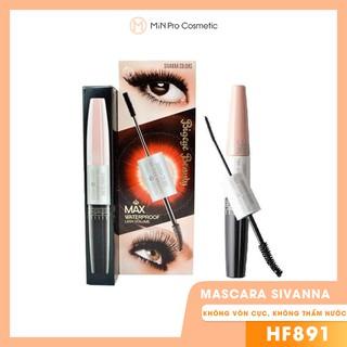 Mascara Sivanna Bigeye Beauty HF891 2 đầu thumbnail