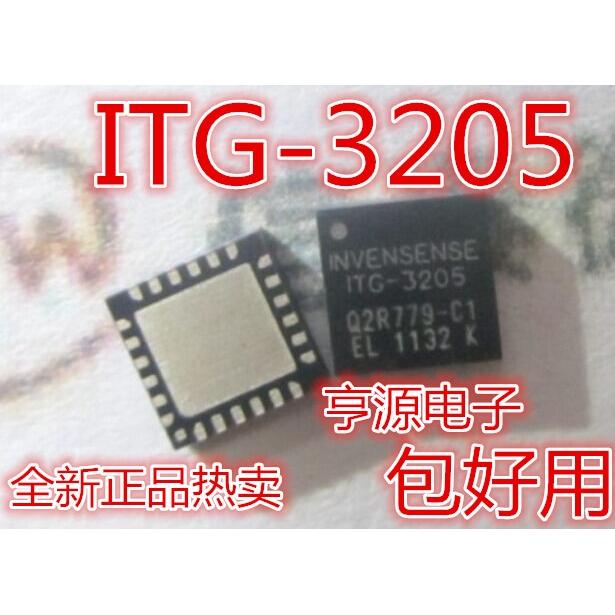 bộ 10 linh kiện điện tử itg - 3205itg3205 qfn - 24