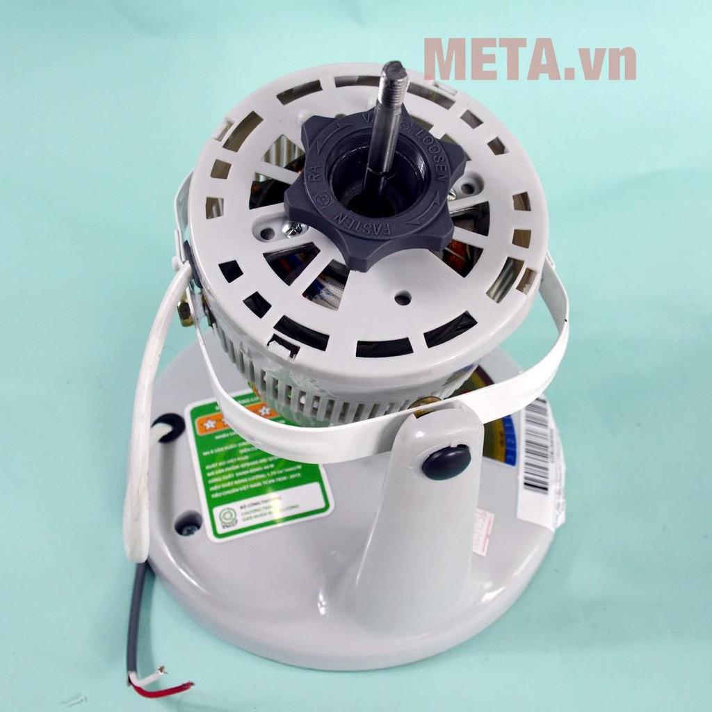 Quạt quay treo trần VinaWind QTĐ400X-Đ - điều khiển từ xa