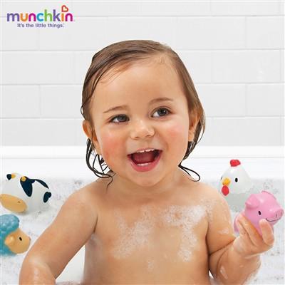Đồ chơi Munchkin MK43822 Bộ nông trại