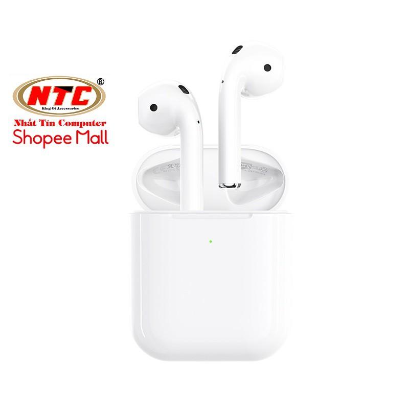 Tai nghe Bluetooth TWS Borofone BE34 Original series V5.0 (Trắng) - Hãng phân phối chính thức