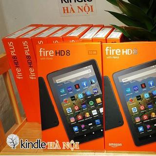 Máy tính bảng Kindle Fire HD8 10th 2020 màn hình 8inch sắc nét, RAM 2GB, dung lượng 32GB – New 100%