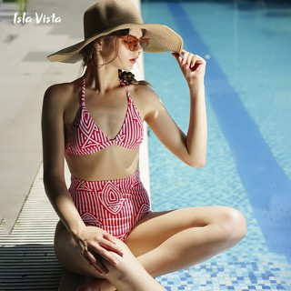 Đồ bơi bikini tam giác cột cổ Isla Vista IVWset013 thumbnail