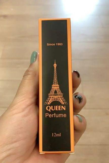 Nước Hoa Nữ Queen Perfume