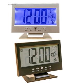 Digital clock Sound Control Mute Monitor Desktop Multi-function Suitable