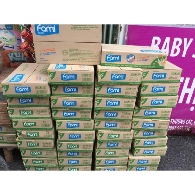 Sữa đậu nành fami hộp canxi , nguyên chất 200ml - 3031565 , 957969277 , 322_957969277 , 132000 , Sua-dau-nanh-fami-hop-canxi-nguyen-chat-200ml-322_957969277 , shopee.vn , Sữa đậu nành fami hộp canxi , nguyên chất 200ml