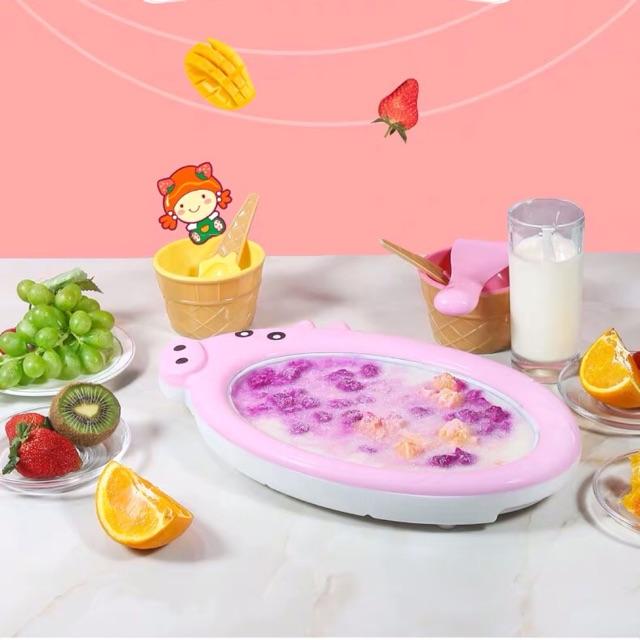 Máy làm kem sữa chua mini