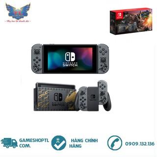 [Mã SKAMA07 giảm 8% đơn 250k]Máy Chơi Game Nintendo Switch Monster Hunter Rise Special Edition thumbnail