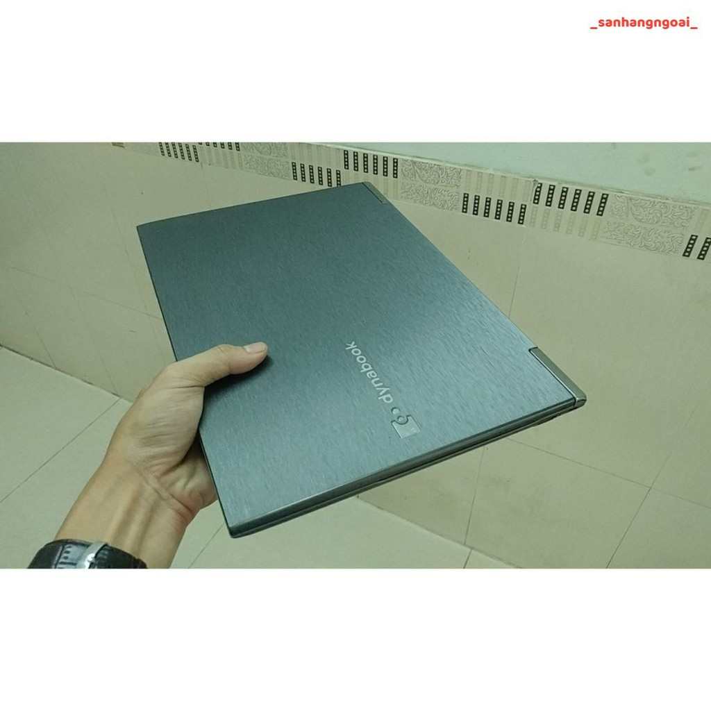 laptop cũ toshiba Z930 siêu mỏng siêu nhẹ 1.08 kg bản nhật