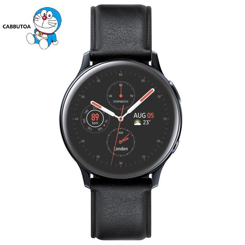 Miếng Dán Bảo Vệ Toàn Màn Hình Cong 3d Hd Cho Samsung Galaxy Watch Active 2