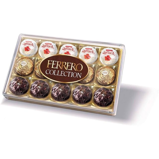 🆕 Ferrero Collection - CHOCOLATE siêu hot cho mùa Noel và dịp Tết 2020