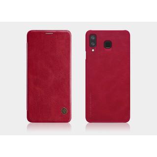 Bao da Samsung Galaxy A9 Star hãng Nillkin Leather da