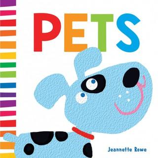 [ Sách Nhập Khẩu ] Baby Board Books Pets - chủ đề thú cưng thumbnail