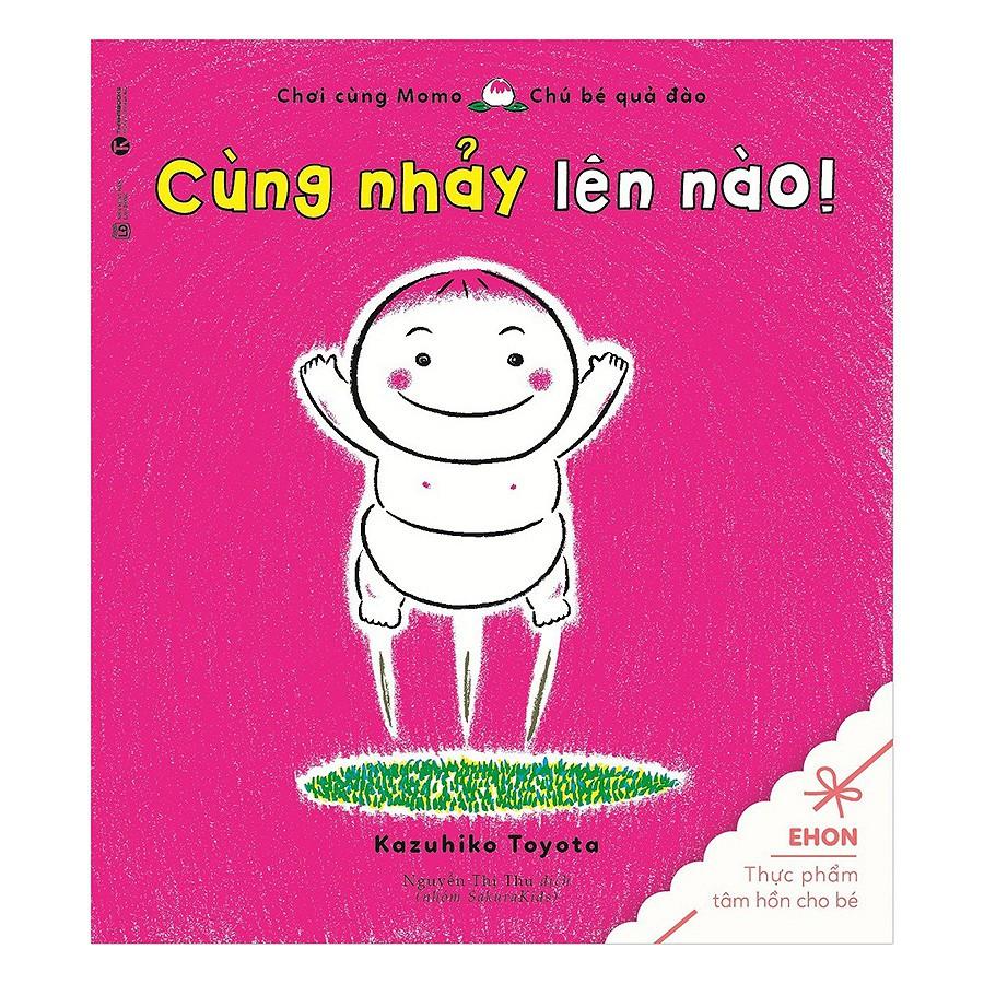 Sách - Combo MoMo Chú bé quả đào 2