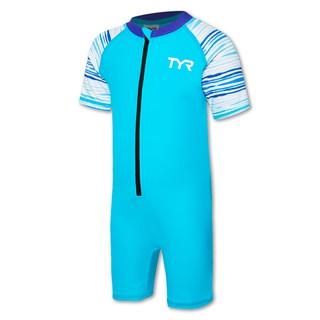 Đồ bơi chống nắng trẻ em TYR Sandbar Raglan Junior UV Suit