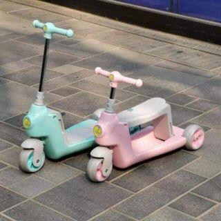 Xe Scooter 2 chức năng