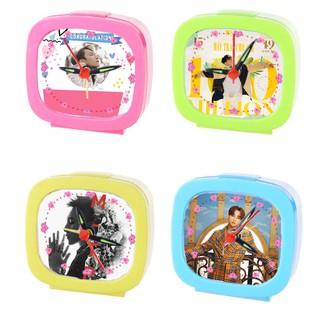 Đồng hồ để bàn mtp sơn tùng màu sắc ĐHBI27 đồng hồ báo thức cute thumbnail