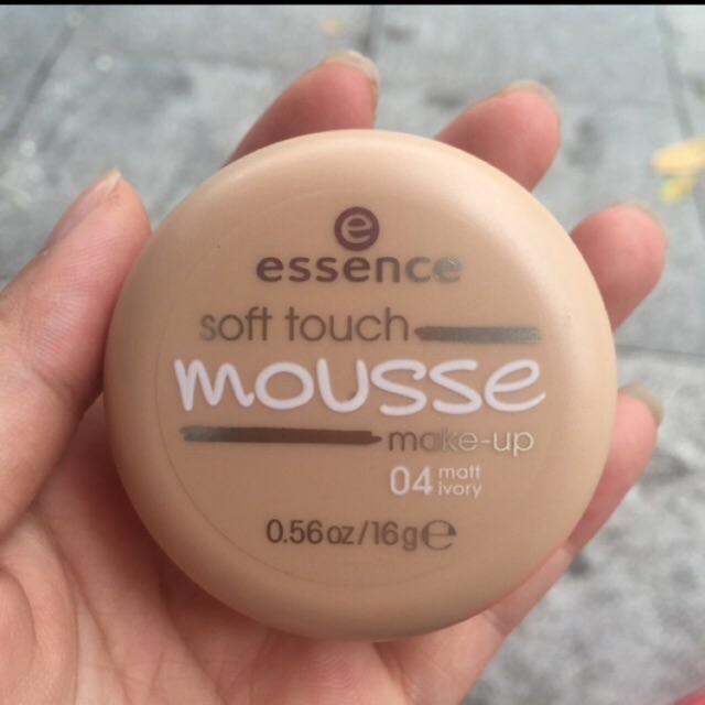 Phấn tươi Essence Soft Touch Mousse màu 04 xách tay Đức - 2813296 , 51703983 , 322_51703983 , 135000 , Phan-tuoi-Essence-Soft-Touch-Mousse-mau-04-xach-tay-Duc-322_51703983 , shopee.vn , Phấn tươi Essence Soft Touch Mousse màu 04 xách tay Đức