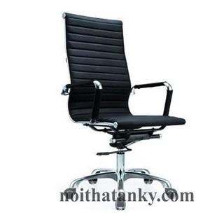 Ghế JS-024-H lưng cao, ghế văn phòng, nội thất phòng làm việc