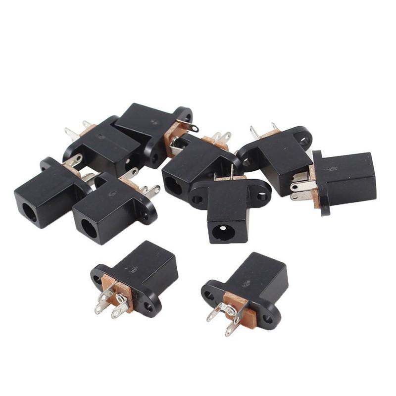 10 giắc nối nguồn cung cấp PCB 3 chấu 4.0mm X 1.7MM