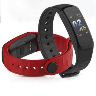 Vòng tay thông minh đồng hồ thông minh Wearfit C1 cảm ứng kết nối điện thoại