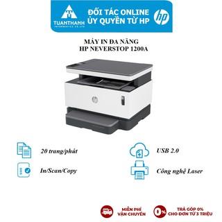 Máy in đa chức năng HP Neverstop Laser 1200a, 1Y WTY 4QD21A