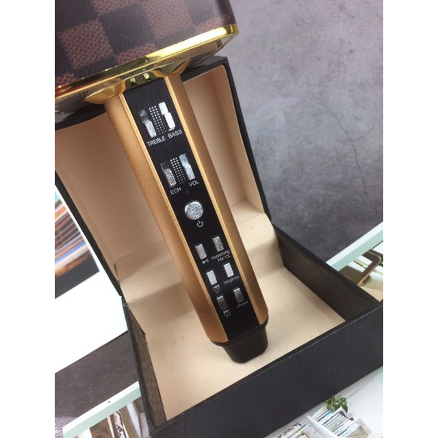 Micro Karaoke Bluetooth SD-18 Hát Hay- Mẫu Đẹp- Hàng Chất Lượng -BH 3 Tháng