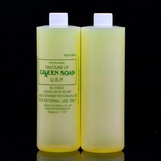 Dung dịch vệ sinh sau xăm Green Soap